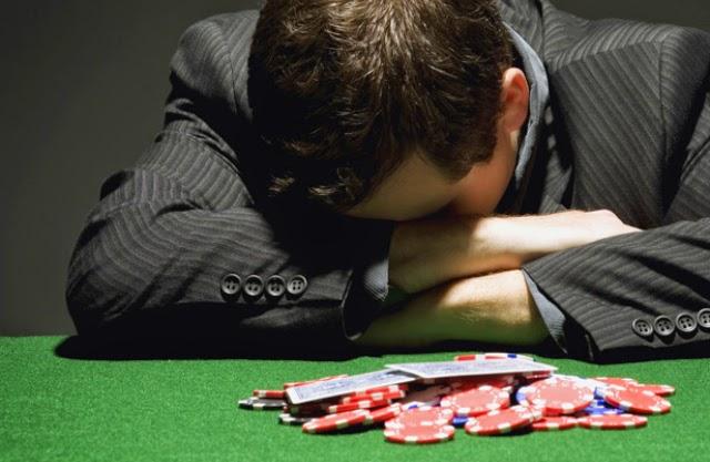 カジノ依存
